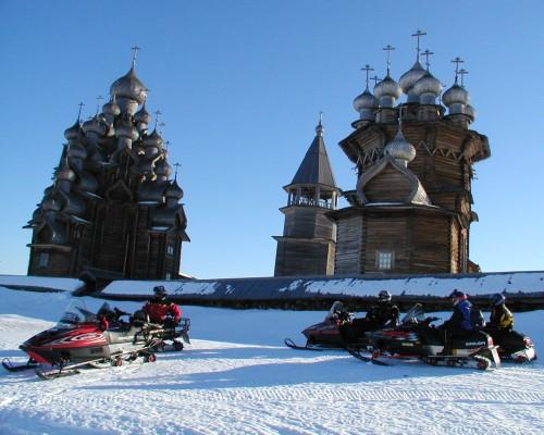 Новогодний туризм: для россиян пришло время отдыхать в России
