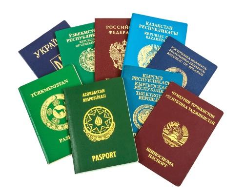 Действия при потере загранпаспорта