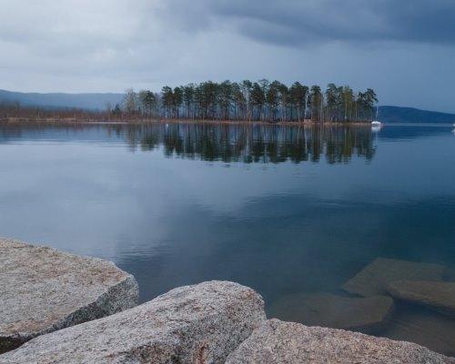 Каникулы на озере Тургояк