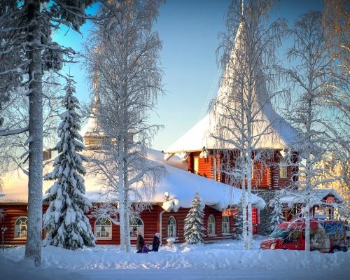 Зимний Рованием