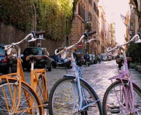 Велосипедные туры Италии