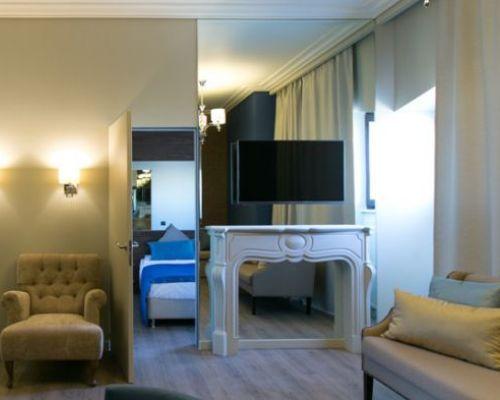 Апартаменты для отдыха в Москве