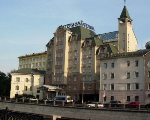 Московская гостиница Катерина Сити