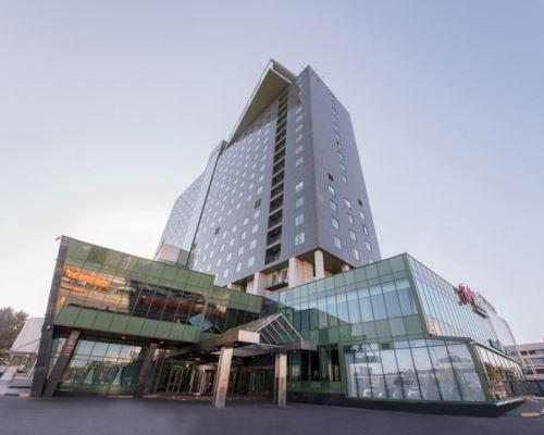 Гостиница Милан
