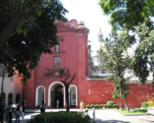 Сан-Анхель – богемное предместье Мехико