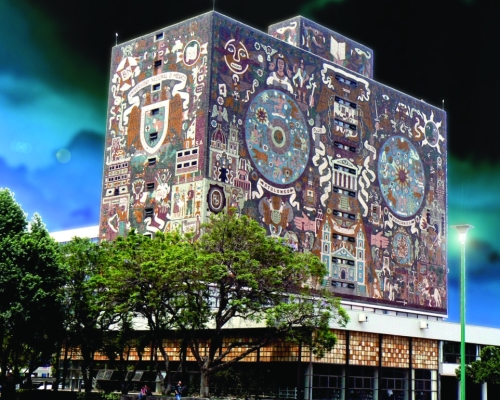 Университет Мехико крупнейший вуз страны