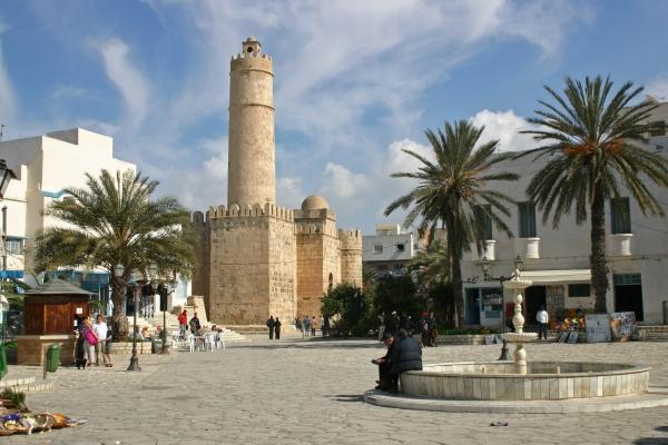 Сусс - столица Востоного Туниса