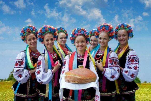 Украина - прекрасная страна традиционного радушия