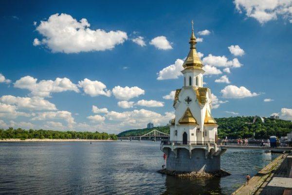 Церковь Святителя Николая в Киеве