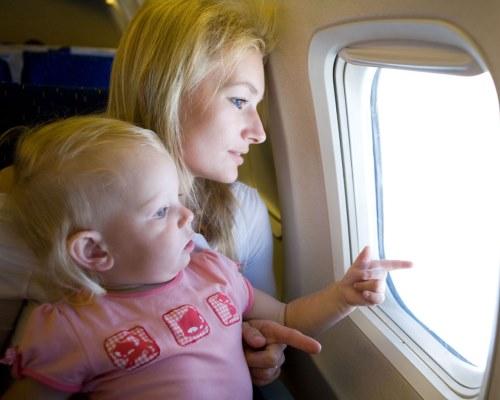 Особенности семейного путешествия с маленьким ребёнком.