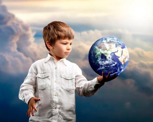 Научите детей заботиться о природе