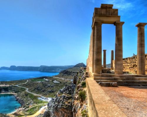 Аренда транспортного средства за рубежом: личный опыт в Греции