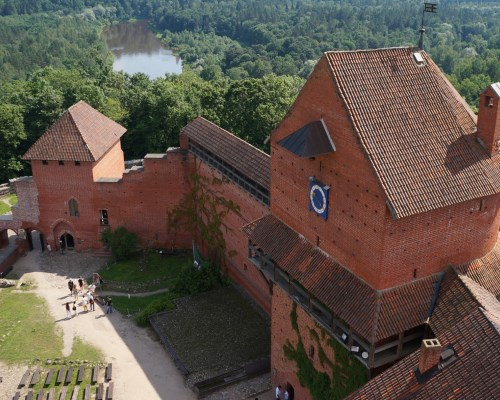 Сигулда туристический город Латвии