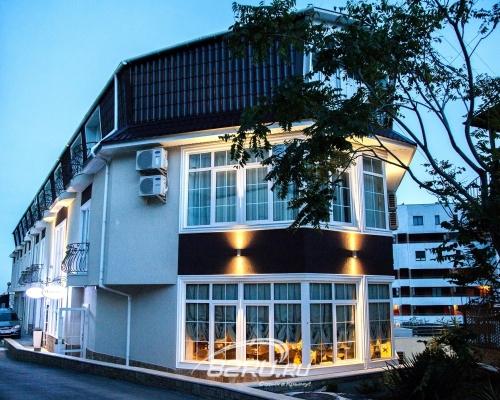 Зимние каникулы в Бутик Отеле Мускатель