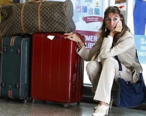 Потеря багажа: что делать?