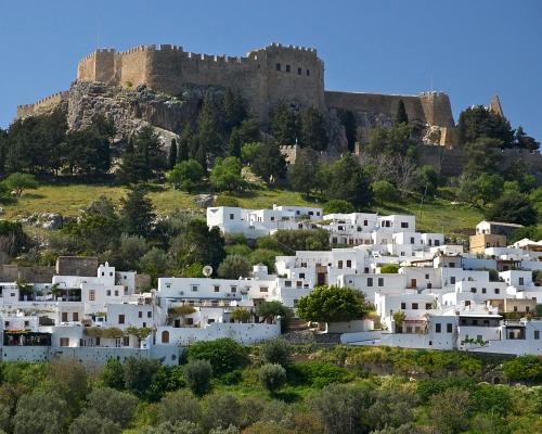 Крепость города Родос
