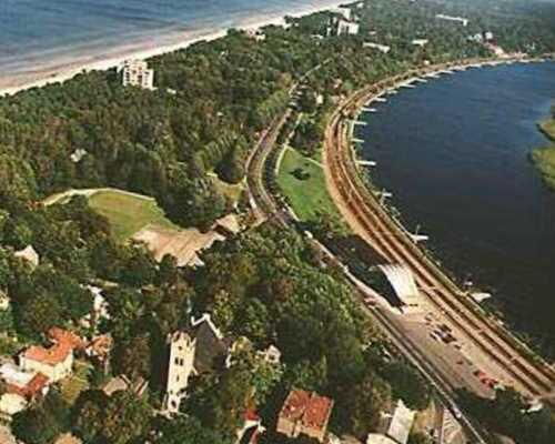Юрмала – город-курорт Латвии