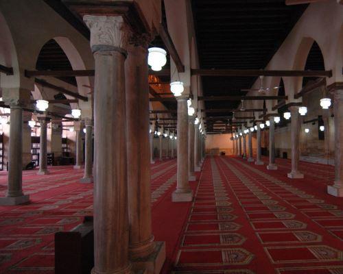 Посещение достопримечательностей Каира