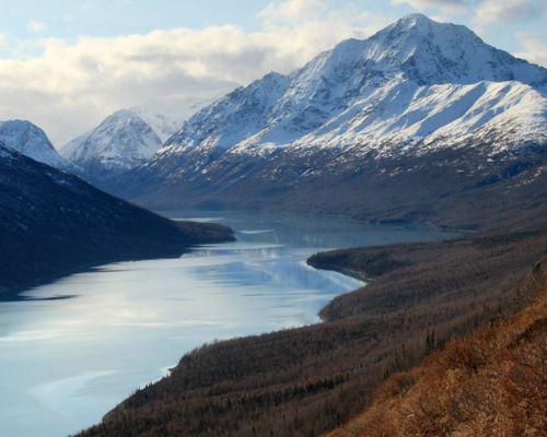 Аляска - золотые жилы и дикие просторы