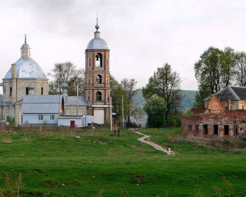 Троицкое - родовое поместье князей Дашковых: история и современность