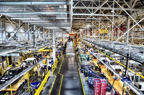 Знаменитые заводы Америки
