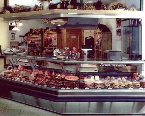 Где в Вене купить русскую еду
