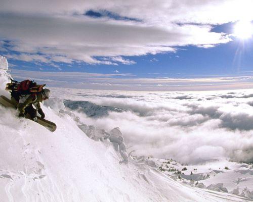 Мечта сноубордиста