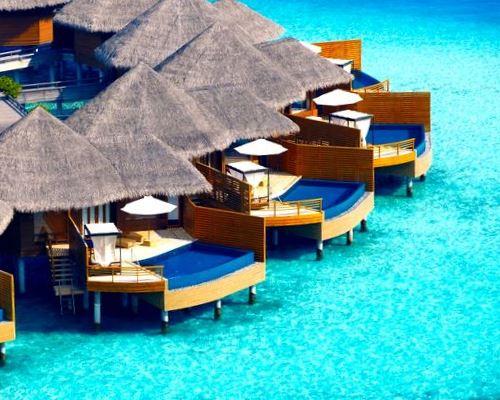 Отдых - это Мальдивы!