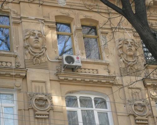Дом повешенных. Одесса