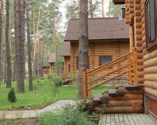 Базы отдыха Ярославской области