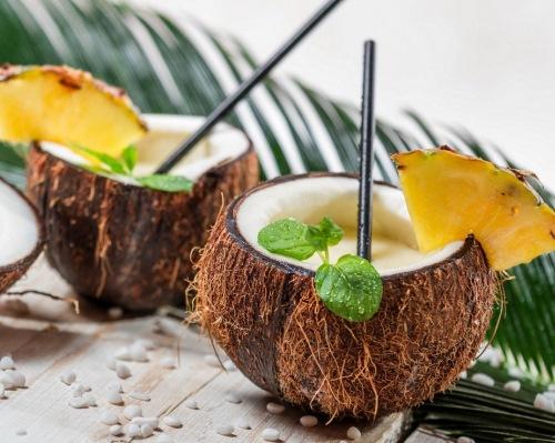 Традиционные напитки острова Шри-Ланка