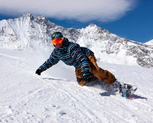 Экипировка сноубордиста