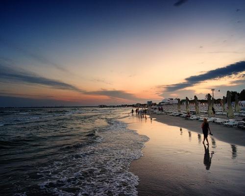 Пляжный отдых в Румынии