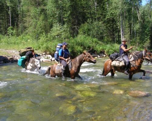 Собираемся в конный поход