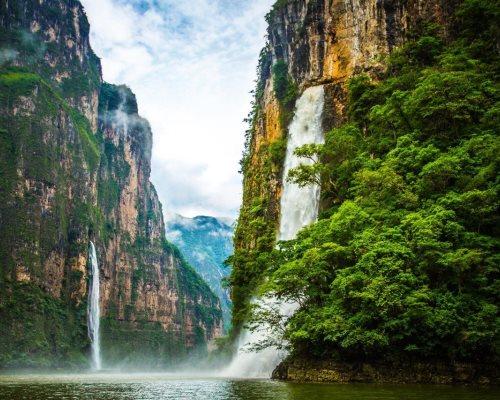 Природа Мексики
