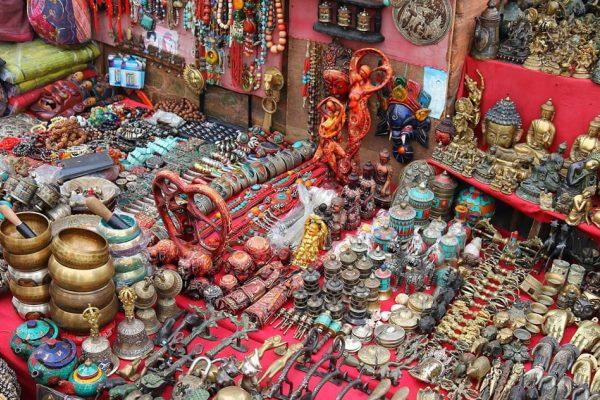 Непал - сувенирный рай для туриста