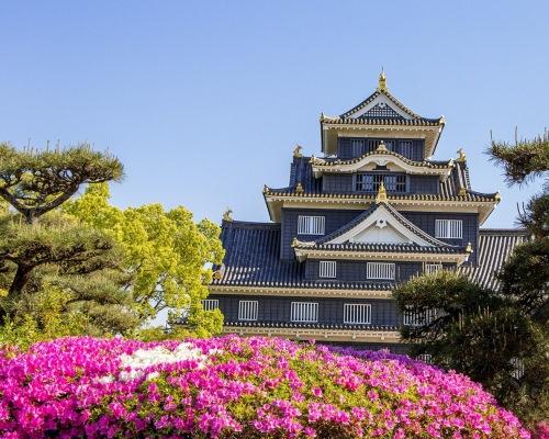 Окаяма – земля солнечного света