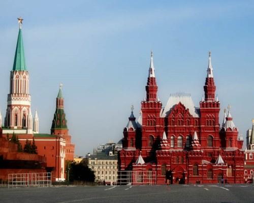 Тайны московских улочек