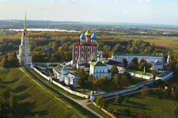Рязань – древняя культура России
