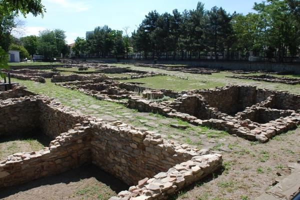 Горгиппия - античный город виноделов в Анапе