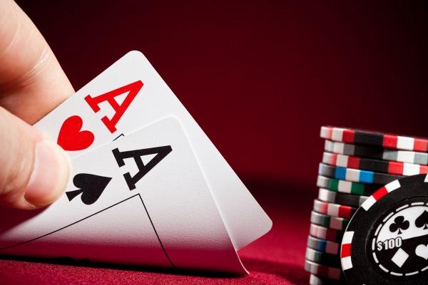 Для любителей покера