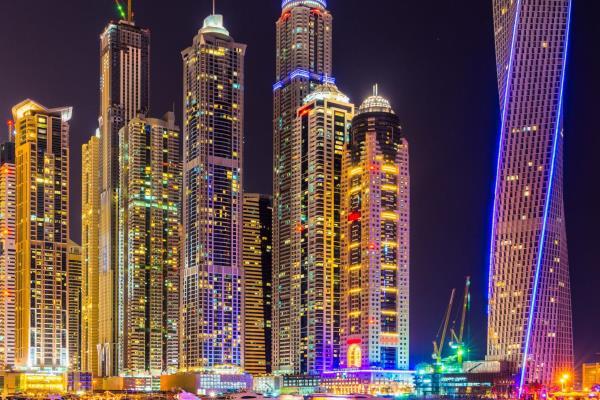 Дубай – город на который не жалеют денег