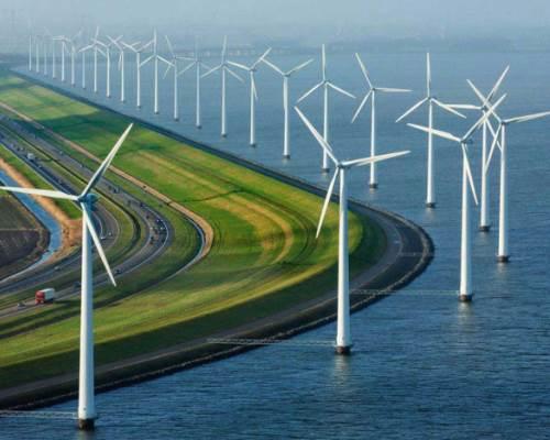 Каким красочным миром может удивить Голландия?