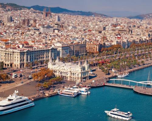 Барселона – главный город Каталонии