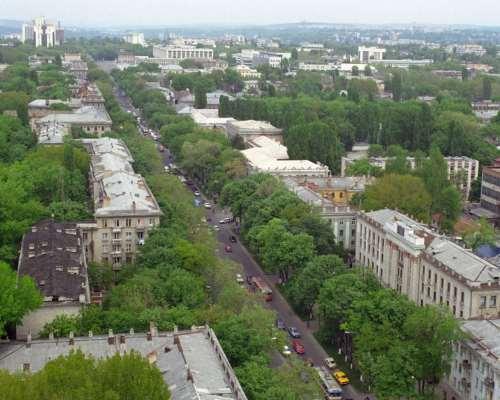 Кишинев – утопающая в зелени столица Молдавии