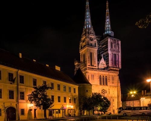 Гуляя по Нижнему городу Загреба