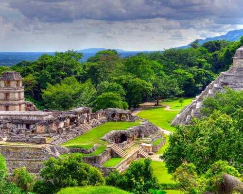 Мексика — страна жгучих красавиц и индейских памятников
