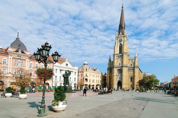 Что интересного в окрестностях Нови-Сад