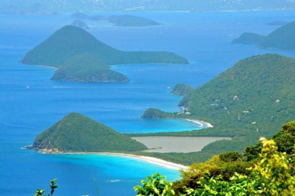 Карибские острова - история