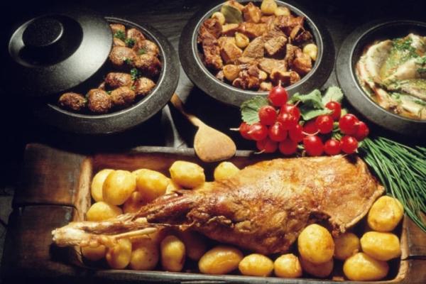 Шведская Кухня: Только Ли Плюшками Балуется Карлсон
